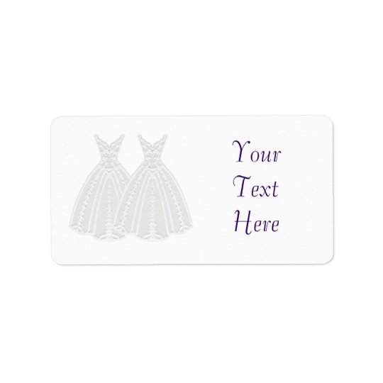 Bride and Bride Label