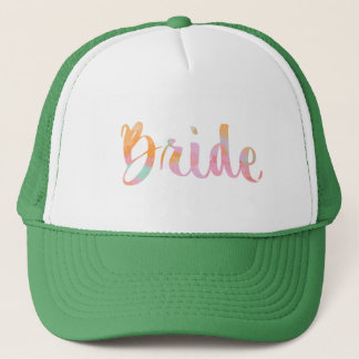 Bride Bachelorette party Girls Night Trucker Hat