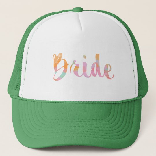 Bride Bachelorette party Girls Night Trucker Hat