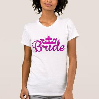 BRIDE,BACHELORETTE PARTY,HEN DO T-SHIRT