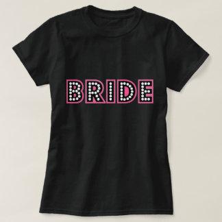 BRIDE,BACHELORETTE PARTY,HEN PARTY TSHIRT