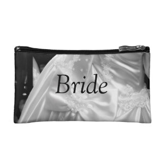 Bride Cosmetic Bags