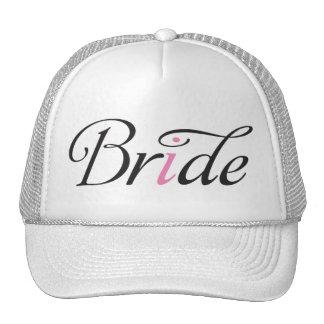 Bride Ball Cap Hats