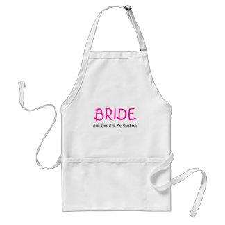 Bride (Boss) Standard Apron