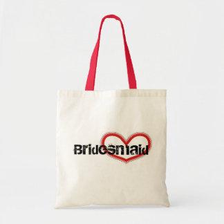Bride Budget Tote Bag
