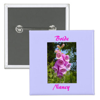 Bride Button II