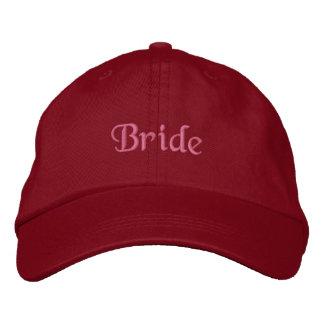 Bride Cap Embroidered Baseball Caps