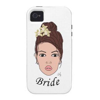 Bride Vibe iPhone 4 Case