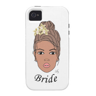 Bride Vibe iPhone 4 Covers