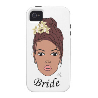 Bride Vibe iPhone 4 Cover