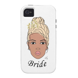 Bride Vibe iPhone 4 Cases