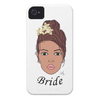 Bride iPhone 4 Cover