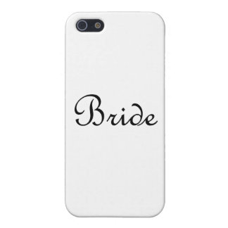 Bride Case For iPhone 5/5S
