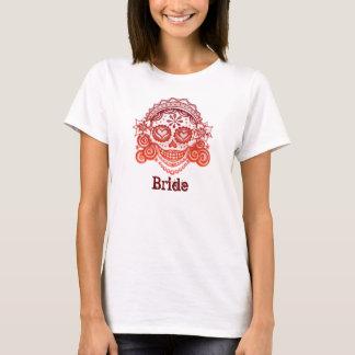 Bride - Catrina - Sugar Skull Shirt