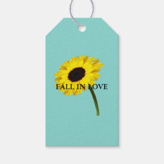 BRIDE & CO Autumn Bride Sunflower Party Gift Tags