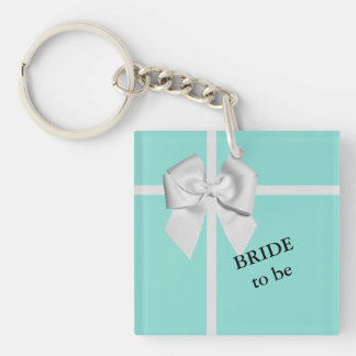 BRIDE & CO Bride-to-Be Keychain