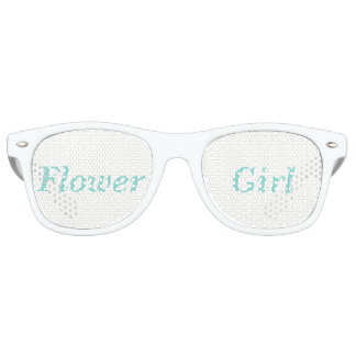 BRIDE & CO. Tiffany Wedding Flower Girl Sunglasses