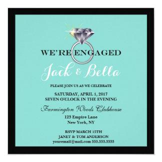 BRIDE & CO Wedding Suite Engagement Party Card