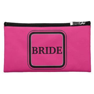 Bride Cosmetic Case (Clean back)