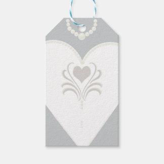 Bride Dress Gift Tag