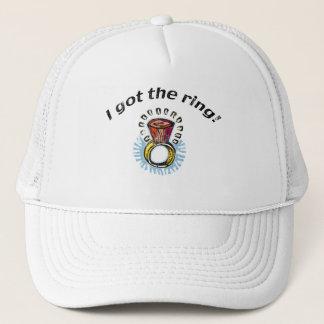 Bride Engagement Hat
