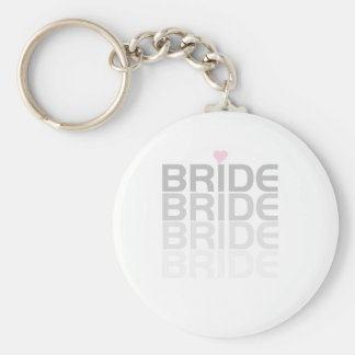 Bride Fade Tshirts and Gifts Key Chains