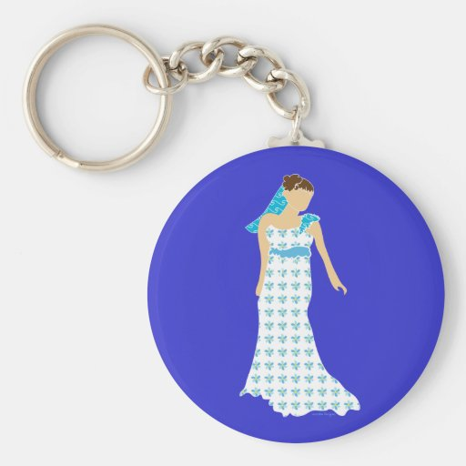Bride Favors and Gifts Key Chain