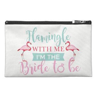 Bride Flamingle Aloha Shower Luau Party Bag