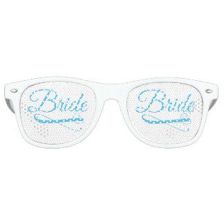 Bride Flourish Blue