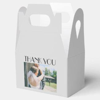 Bride & Groom Featured Favor Box Wedding Favour Boxes