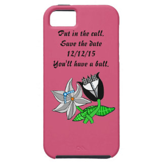 Bride Groom Iphone  Wedding Save The Date iPhone 5 Covers