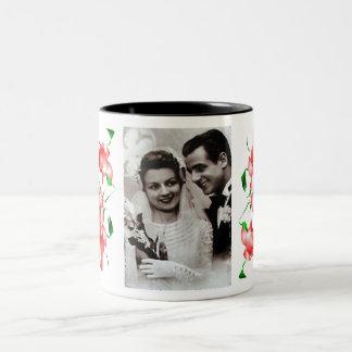"""""""Bride & Groom"""" Mug Coffee Mug"""
