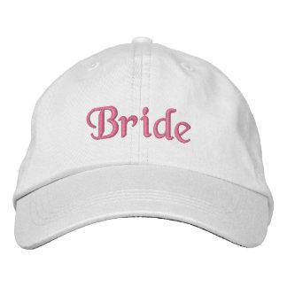 Bride Hat Embroidered Baseball Cap