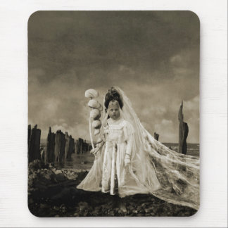 Bride Hatch Day Mouse Pad