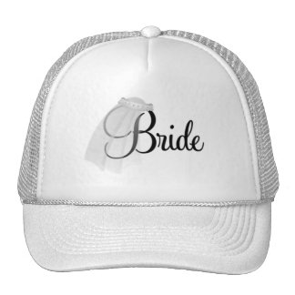 Bride Hat's