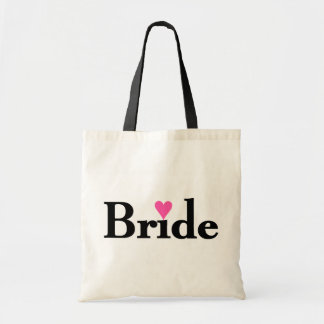 Bride Heart Bags