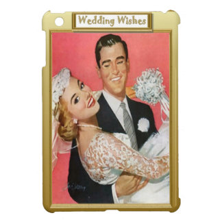 Bride in his arms case for the iPad mini