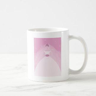 Bride In Wedding Dress Mug