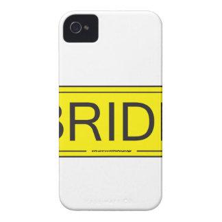 Bride iPhone 4 Cases