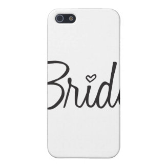 Bride iPhone 5/5S Cover