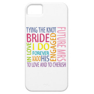 Bride iPhone 5 Case