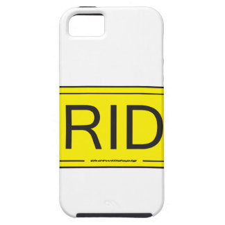Bride iPhone 5 Covers