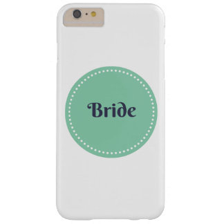 Bride iphone 6 plus case