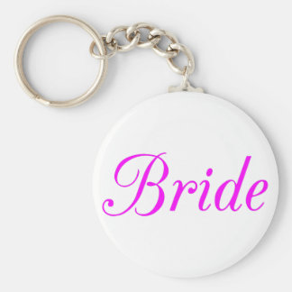 Bride Key Chains