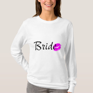 Bride Kiss T-Shirt