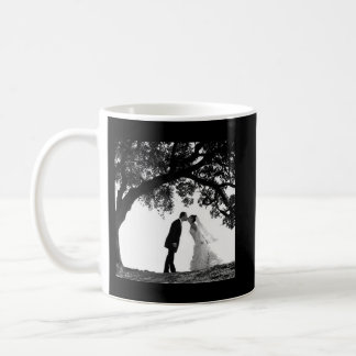 Bride Kiss under Oak Mug