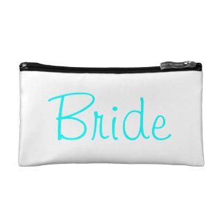 Bride - Mint Makeup Bag