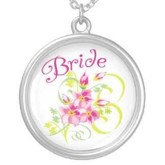 Bride Necklace Pendant