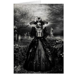 Bride Of Darkness Card