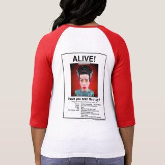 Bride Of Frankenstein Alive Poster shirt! Tee Shirt